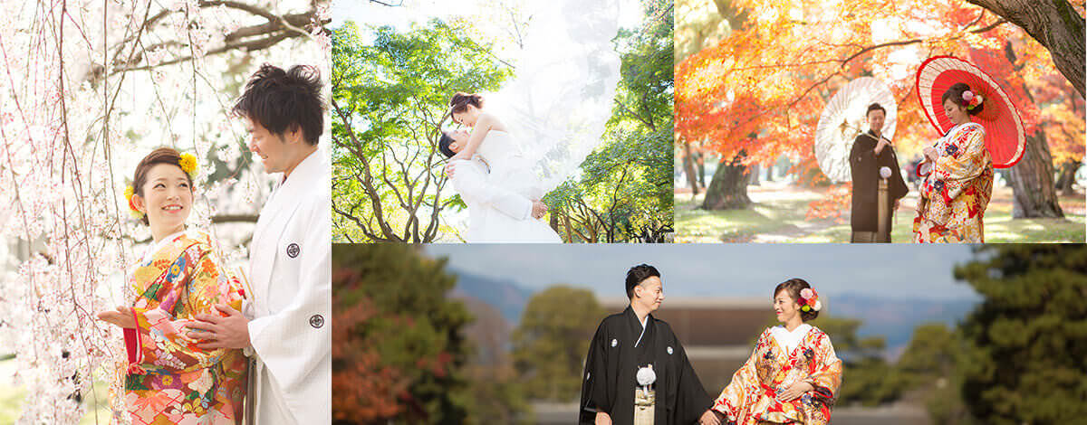 京都御苑の画像