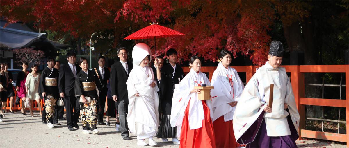 神社挙式支度プランのイメージ画像