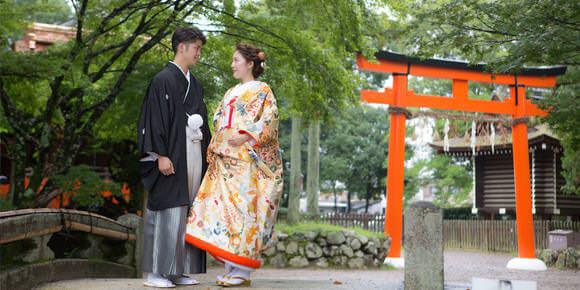 神社/仏閣挙式+会食プランのイメージ画像