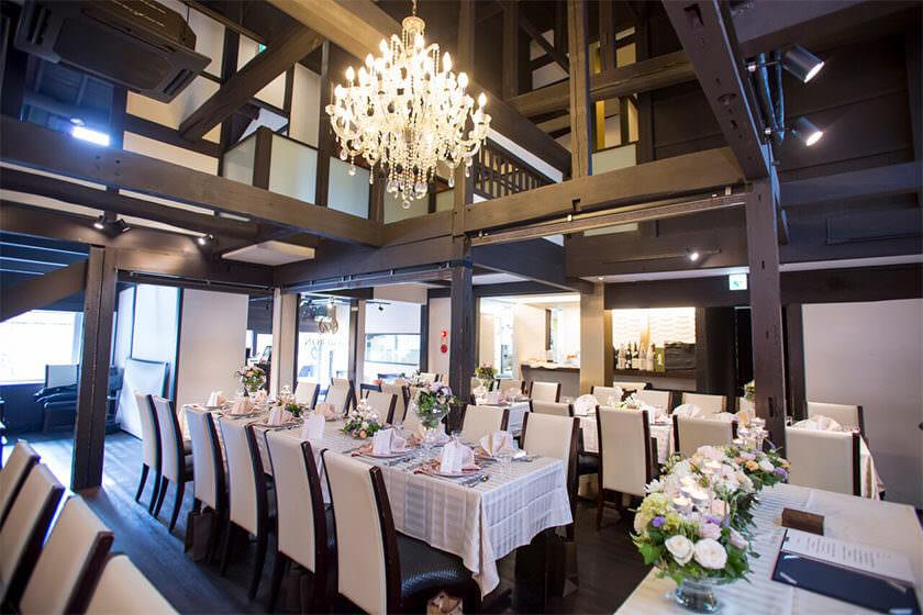 京都御幸町レストランのイメージ画像002