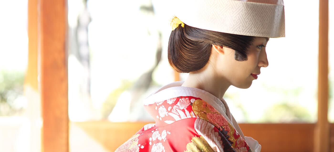 伝えたい、日本の結婚式のイメージ画像