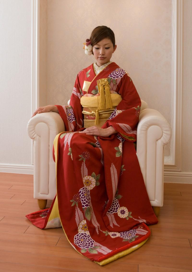 赤 万寿菊の写真002
