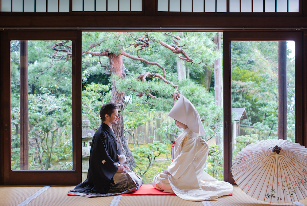 白無垢 国際結婚