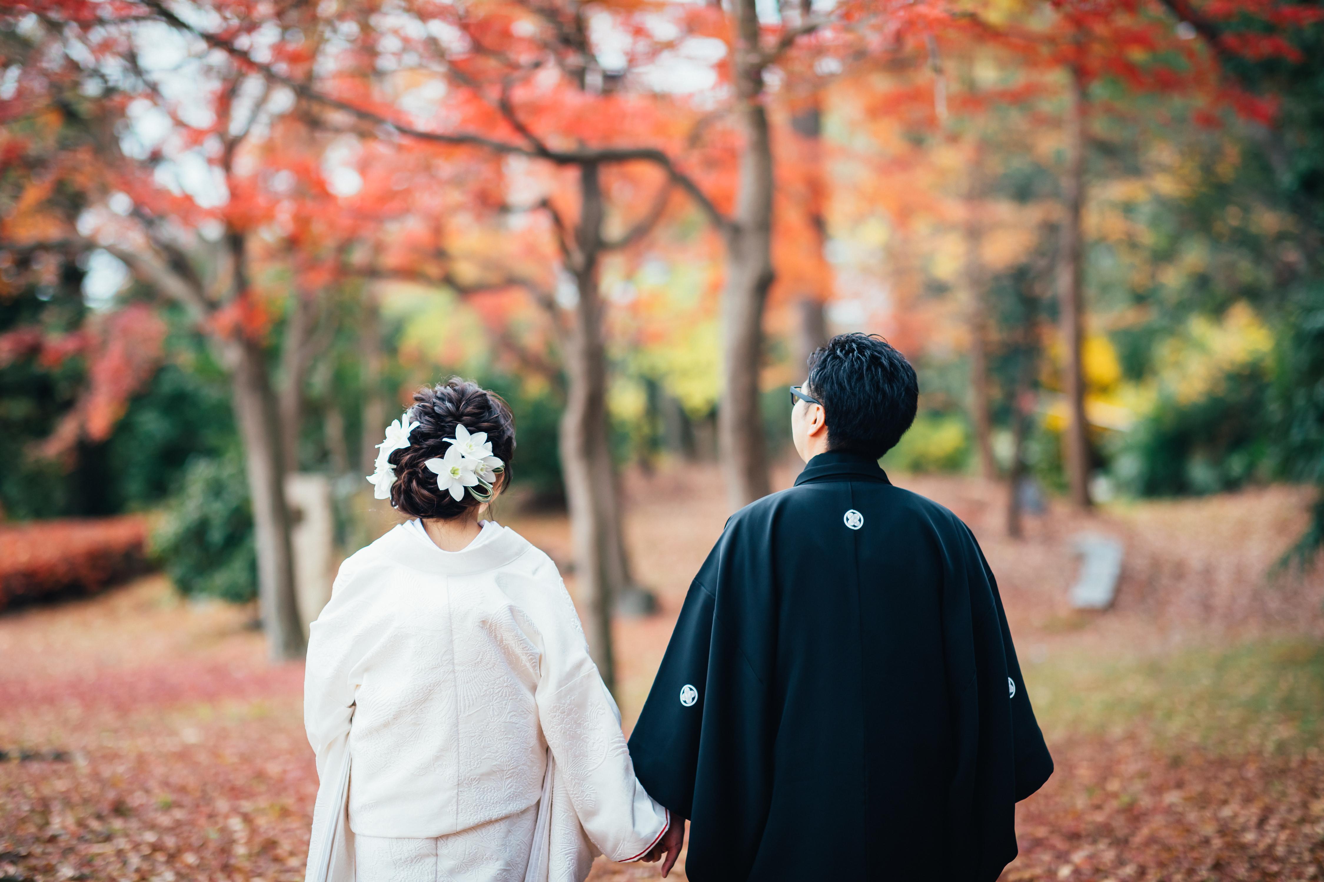 結婚 夫婦 和婚