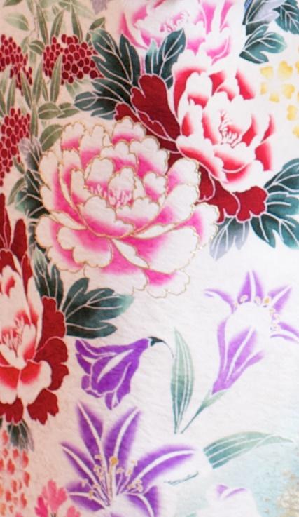 四季彩花の柄