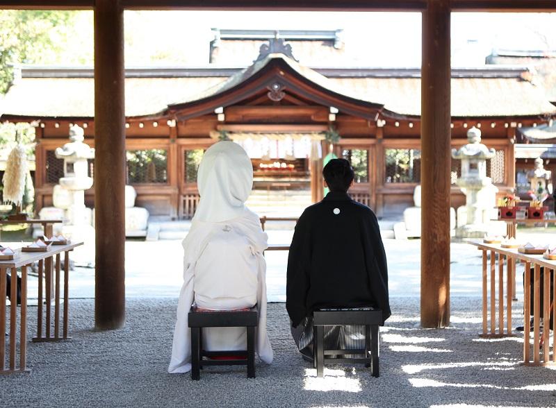 豊国神社 挙式 結婚式