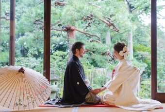 国際結婚~和婚式で素敵な晴れの日を~