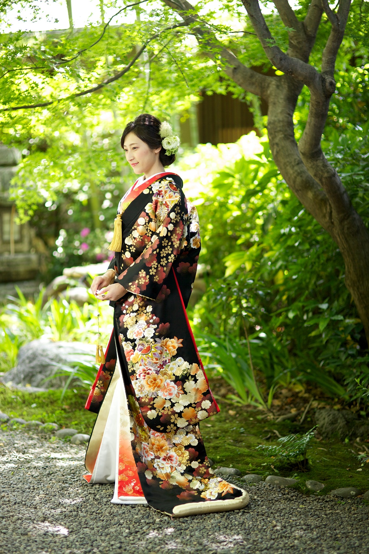 金彩桜菊に毬絵模様の写真001