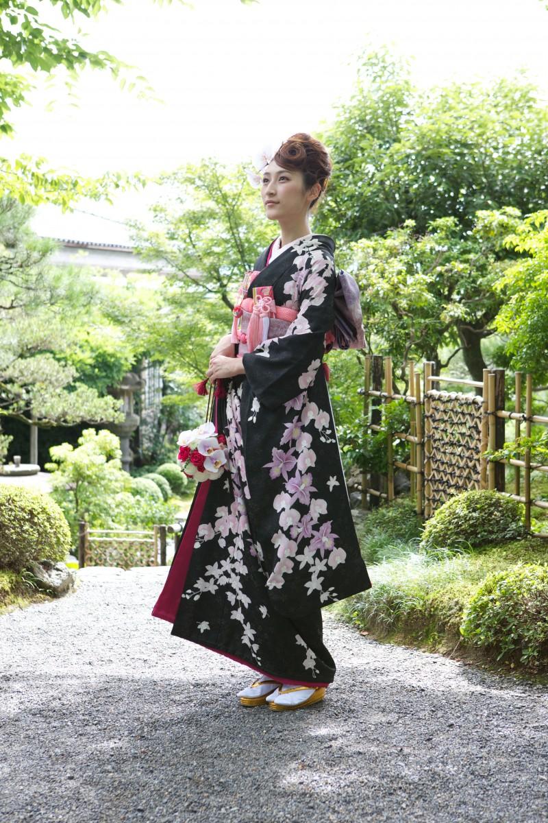 桜金彩黒胡蝶蘭の写真001