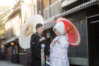 結婚式の前撮りは和装が人気!おすすめの季節やロケーションは?