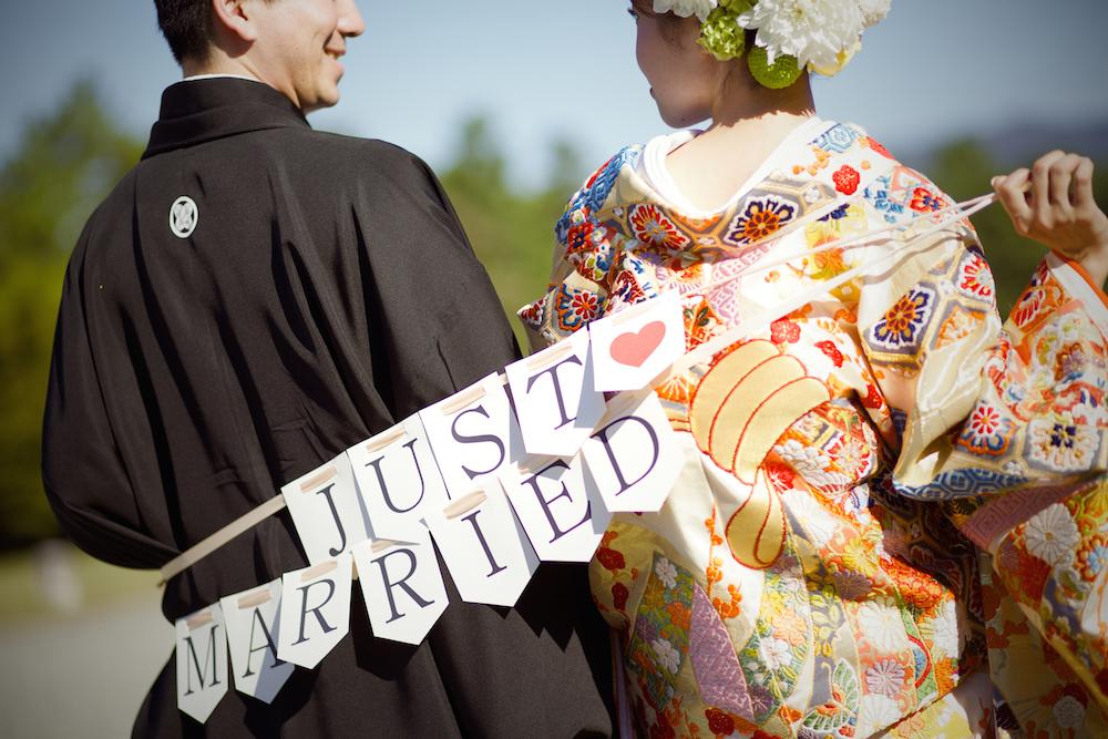 和婚 結婚式の演出