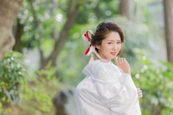 「もう迷わない!」和装結婚式での髪型の相性を髪型別にご紹介【神前式】