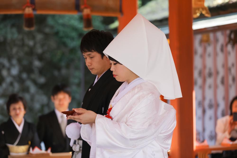 結婚式 流れ 白無垢 袴 披露宴