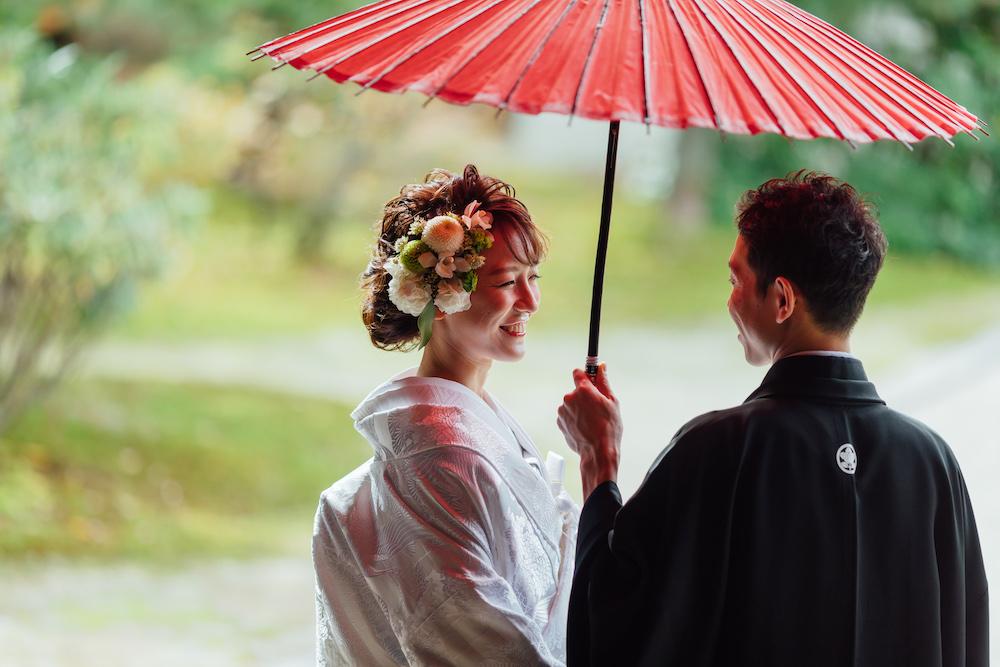 結婚式 和婚 色打掛 袴 費用