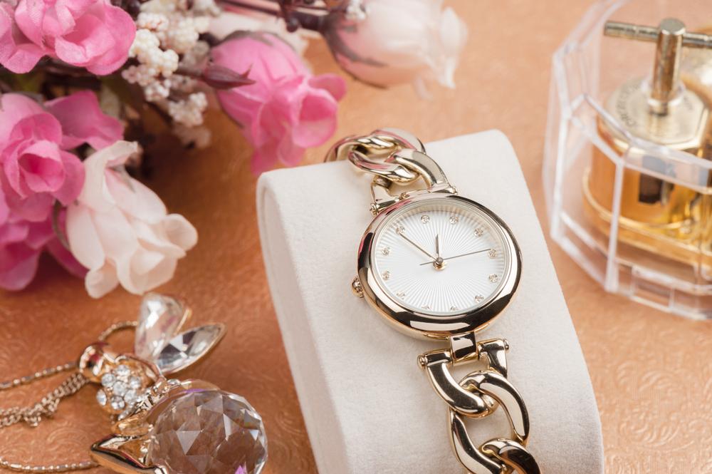 女性 腕時計 結婚式