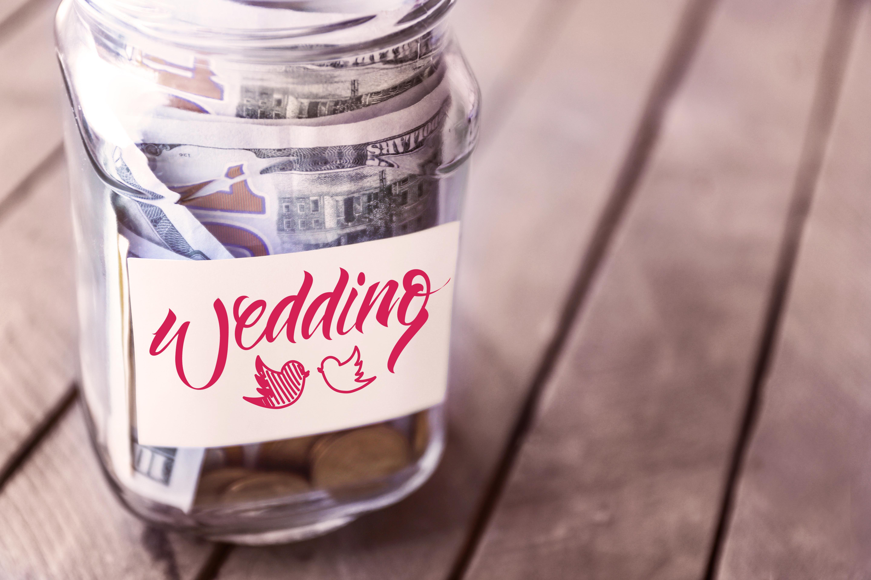 結婚式お金