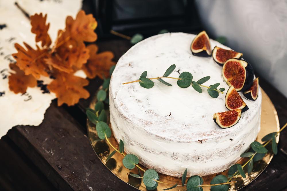 ウェディングケーキ 種類 いちじく 秋 冬