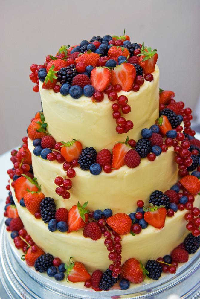 ウェディングケーキ 種類 イチゴ
